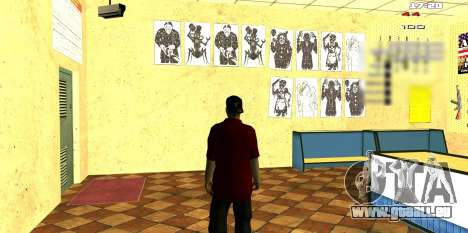 Zwei innen-Verwandte ändern für GTA San Andreas zweiten Screenshot