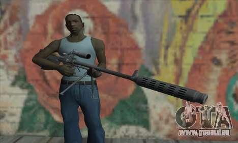 RCAF für GTA San Andreas dritten Screenshot