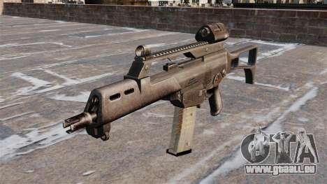 Fusil d'assaut HK G36C pour GTA 4