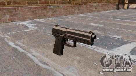 HK USP Pistole für GTA 4