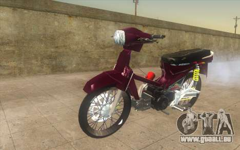 Honda Dream 100 VietNam für GTA San Andreas