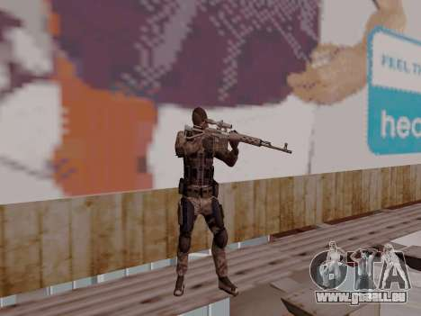 Cell für GTA San Andreas dritten Screenshot