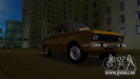 AZLK 2140 für GTA Vice City