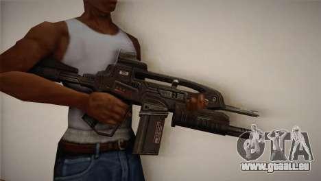 XM-586 für GTA San Andreas dritten Screenshot