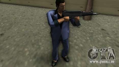 Compact automatique Dragunov (MA) pour le quatrième écran GTA Vice City