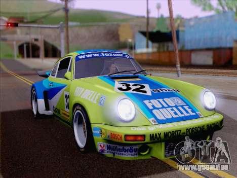 Porsche 911 RSR 3.3 skinpack 4 pour GTA San Andreas