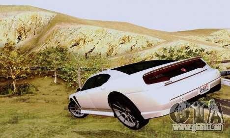 Buffalo de GTA V pour GTA San Andreas moteur