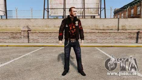 Vêtements de motard pour GTA 4