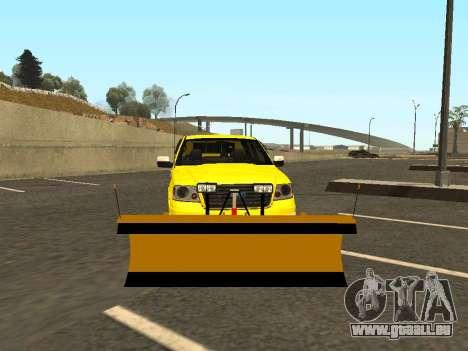 Ford F-150 pour GTA San Andreas vue arrière