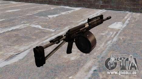 Saiga-12 Schrotflinte für GTA 4 Sekunden Bildschirm