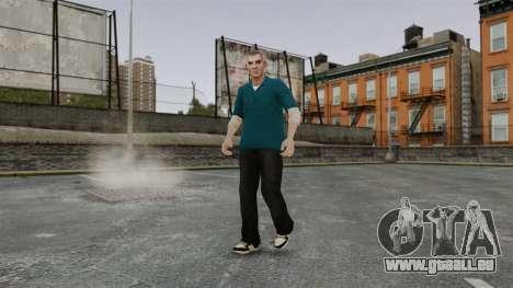 Vêtements Pakki pour GTA 4
