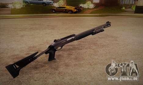 Die Flinte aus der Left 4 Dead 2 für GTA San Andreas zweiten Screenshot