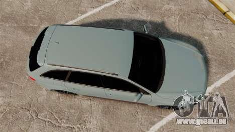 Audi RS4 Avant pour GTA 4 est un droit
