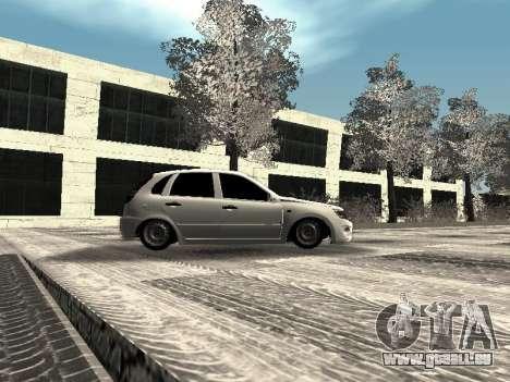 VAZ 2190-1119 für GTA San Andreas Seitenansicht