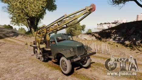 ZIL-157 Bohren für GTA 4