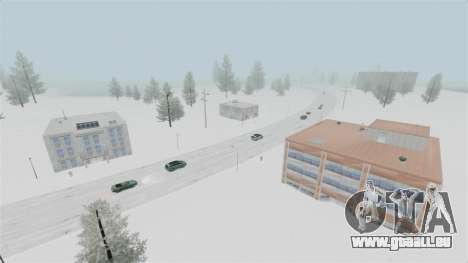Lage von arktischen Wunderland für GTA 4 siebten Screenshot