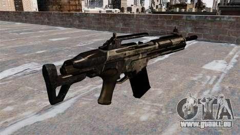 Sturmgewehr SCAR für GTA 4 Sekunden Bildschirm