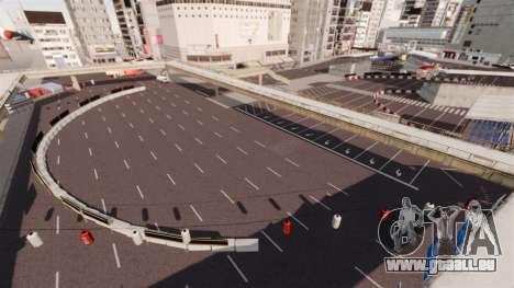 Emplacement de Shibuya pour GTA 4 neuvième écran