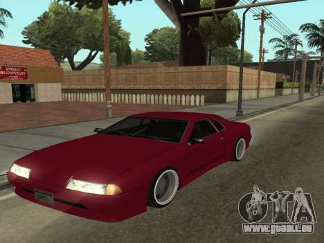 JTX Tuned Elegy pour GTA San Andreas