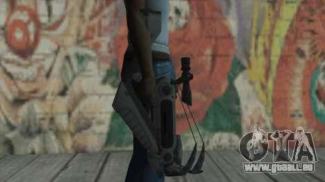 Arbalète de Timeshift pour GTA San Andreas troisième écran