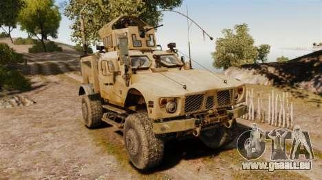 Oshkosh M-ATV pour GTA 4