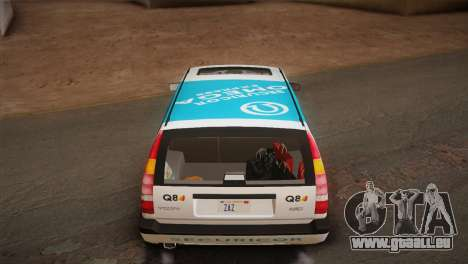 Volvo 850 Estate Turbo 1994 für GTA San Andreas Motor