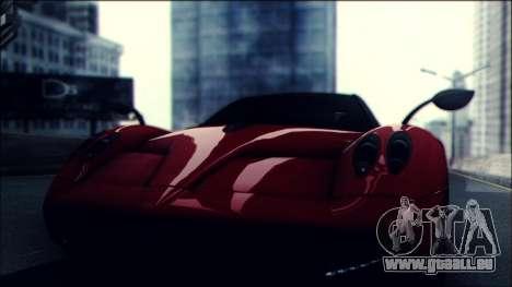 Sonic Unbelievable Shader v7 pour GTA San Andreas quatrième écran