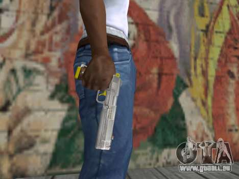Ebony für GTA San Andreas dritten Screenshot
