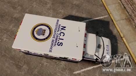 Brute NCIS [ELS] pour GTA 4 est un droit