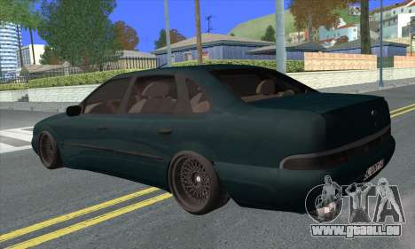 Ford Scorpio MkII V8 pour GTA San Andreas laissé vue