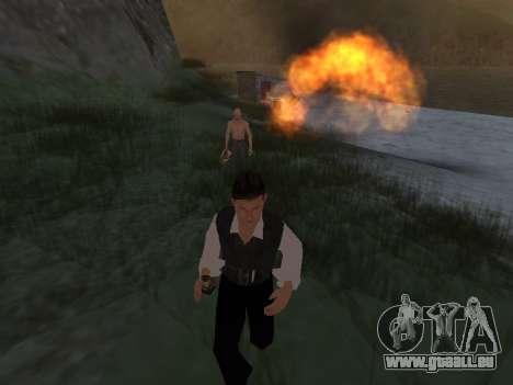 Ein Mythos über den Fischer für GTA San Andreas fünften Screenshot