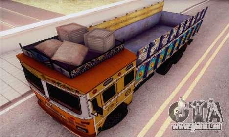 TATA 2515 für GTA San Andreas rechten Ansicht