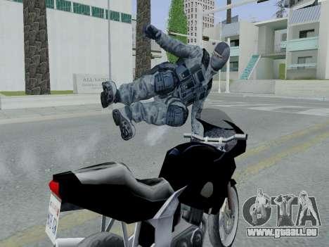 Cell für GTA San Andreas siebten Screenshot