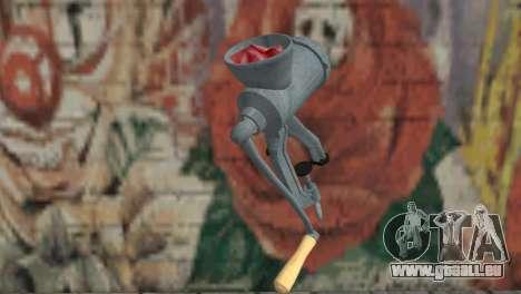 Fleischwolf für GTA San Andreas zweiten Screenshot
