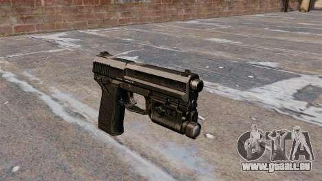 Pistolet HK USP pour GTA 4