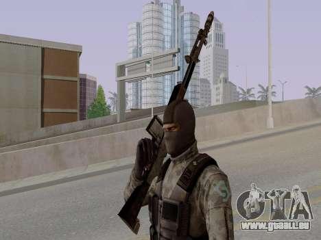 Cell für GTA San Andreas achten Screenshot