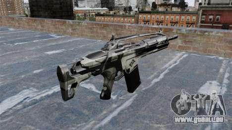 Automatique Crysis 2 pour GTA 4 secondes d'écran