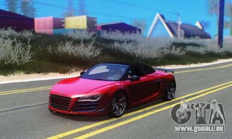 ENBSeries By AVATAR v3 pour GTA San Andreas huitième écran