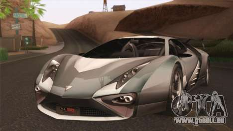 SuperMotoXL CONXERTO v2.0 für GTA San Andreas