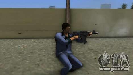 Compact automatique Dragunov (MA) pour GTA Vice City le sixième écran