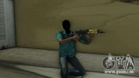 Yugo M92 pour le quatrième écran GTA Vice City