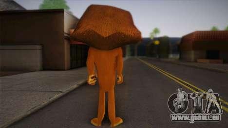 Alex für GTA San Andreas zweiten Screenshot