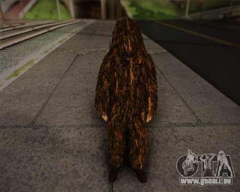 Der Scharfschütze von Arma 2 Haut für GTA San Andreas