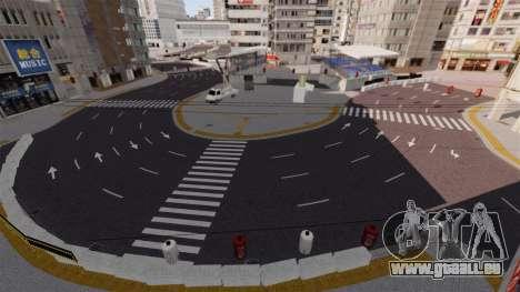 Lage von Shibuya für GTA 4 siebten Screenshot