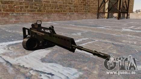 MG36 HK-Sturmgewehr für GTA 4