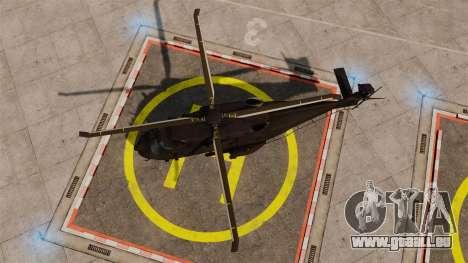 Eurocopter NHIndustries NH90 [EPM] pour GTA 4 est un droit
