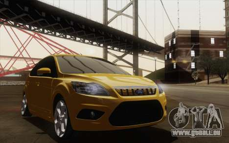 Ford Focus 2009 pour GTA San Andreas