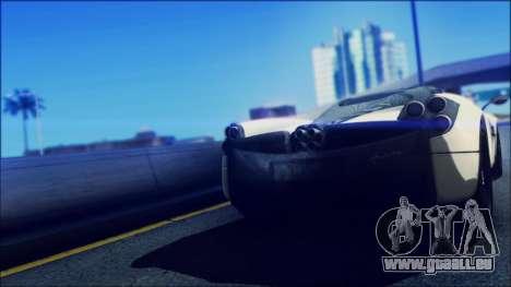 Sonic Unbelievable Shader v7 pour GTA San Andreas deuxième écran