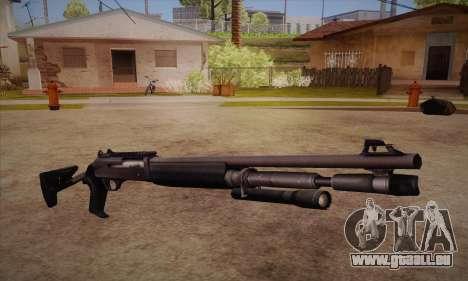 Die Flinte aus der Left 4 Dead 2 für GTA San Andreas