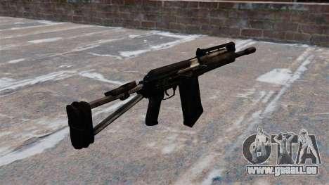 Saïga-12 fusil de chasse pour GTA 4 secondes d'écran